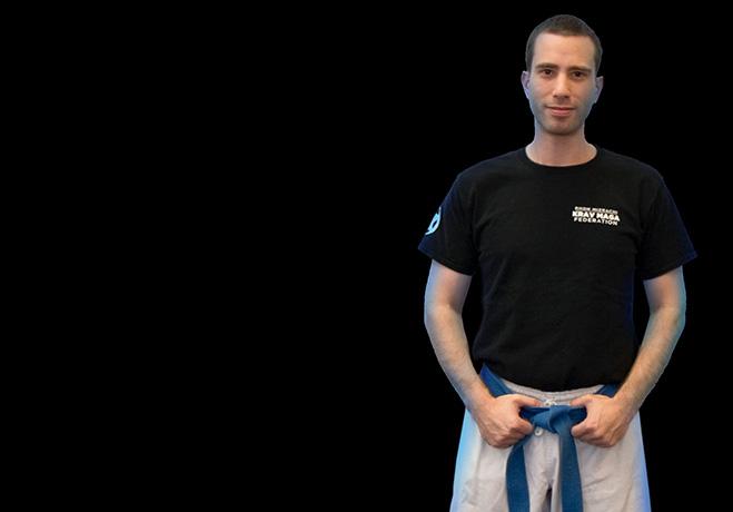 Krav Maga Instructor Brian Coblitz