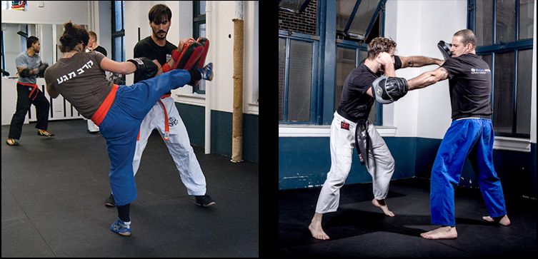 Fitness Training at Krav Maga NYC in Manhattan