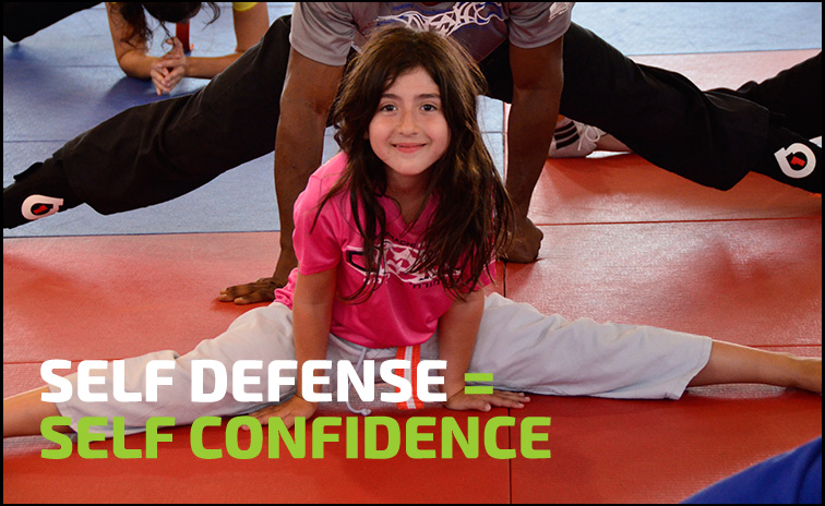 Kids Self Defense Classes at Krav Maga NYC