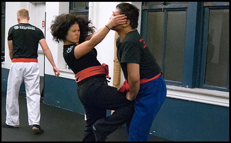 Women's Self Defense in NYC